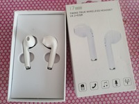 Used New I7 headphones still in box in Dubai, UAE
