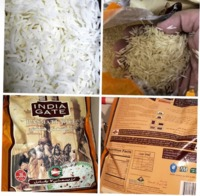 Used India gate basmati rice 20kg bag in Dubai, UAE