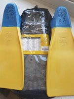 Used Finis Floating Fins for young ones in Dubai, UAE