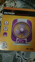 Used New box pack Rechargeable fan in Dubai, UAE