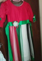 Used Girls Dress for 7 to 9 years,Worn once in Dubai, UAE