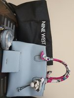 Used Nine West Bag w/Sling & Wallet in Dubai, UAE