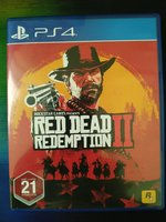 Used Red Dead Redemption (Ps4) in Dubai, UAE