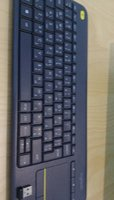 Keyboard wireless Logitech K400 PLUS TV