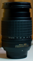 Used Nikon Super Zoom Lens in Dubai, UAE