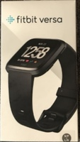 Used Smart watch FITBIT VERSA in Dubai, UAE