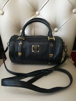 Used AUTHENTIC REAL LEATHER MCM BAG.. in Dubai, UAE