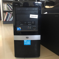 Used HP Pro 3010 MT desktop CPU c2Q 3GB  in Dubai, UAE