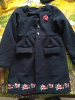 Used New coat for 7 to 8 years girl in Dubai, UAE