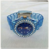 Blue London watch..