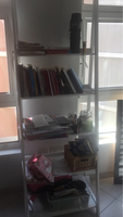 Used White book shelves  in Dubai, UAE