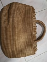 Used Woven Fabric Tote Bag in Dubai, UAE
