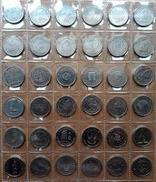 Used SEY OF 36 COMEMORATIVE 1DIRHAM COINS in Dubai, UAE