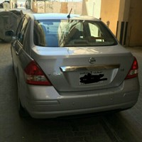 Used 2012 model.Nissan Tiida for sale in Dubai, UAE