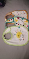Used 3 pcs baby bib in Dubai, UAE