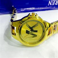 MK Brand New Watch Replica Gold Colour And Good Quality Watch For Ladies I Have Couple Watches Also Also