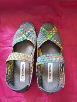 Used Preloved 4 pairs shoes - size 6 to 6.5US in Dubai, UAE