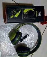 Used Bluetooth headphone 🎧 p47 2 colour have in Dubai, UAE
