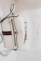 Used Gucci Sling Bag White in Dubai, UAE