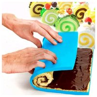 New silicone expert DIY swiss roll mat