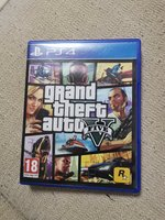 Used PS4 GTA5 game in Dubai, UAE