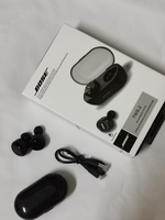 Used Bose Black Earbuds TWS 2 high sound in Dubai, UAE