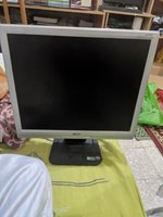 Used Acer AL1717 monitor in Dubai, UAE