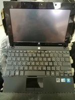 Used Hp laptop mini 5102 (broken not working) in Dubai, UAE