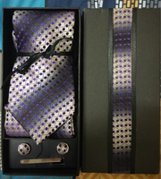 Used Tie , cufflings , Handkerchief , Tie Pin in Dubai, UAE