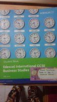 Edexcel IGCSE business studies textbook