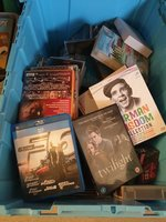 Used Full boxe of DVD 100 pc in Dubai, UAE