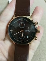 Used New brown gents watch in Dubai, UAE