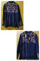 Used New navy embroidered jacket in Dubai, UAE