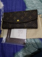 Used New Louis Vuitton Monogram wallet in Dubai, UAE