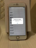 Used iPhone 6s Rosle gold 800 dhs in Dubai, UAE