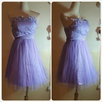 Purple Chob dress...
