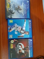 Used Ps4 games (fifa 19 , Gran taurismo,and) in Dubai, UAE