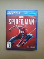Used Spider man for PS4 in Dubai, UAE