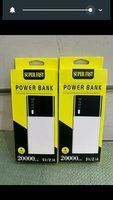 2 pieces super fast powerbank