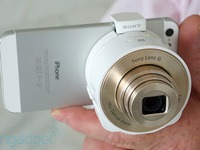 Used Sony camera sybershot qx10 wifi and NFC in Dubai, UAE