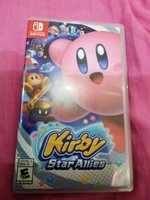 Used Nintendo switch game kirby star allies in Dubai, UAE