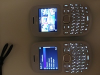 Used BLU brand 2 phones Dual Sim in Dubai, UAE