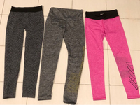 Used Fitness clothes - small size in Dubai, UAE