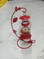 Showpiece red colour