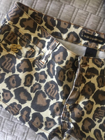 ROCA WEAR animal print shorts