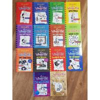 Used DIARY OF WIMPY KID BUNDLE(read des) in Dubai, UAE