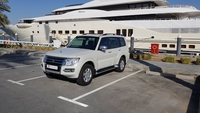 Used Mitsubishi Pajero - Ext.Warranty 55k km in Dubai, UAE