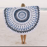 Used Round Towel  in Dubai, UAE