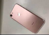 Used iPhone 7 Rose-gold for sale in Dubai, UAE