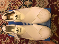 Used Adidas superstar - new in Dubai, UAE